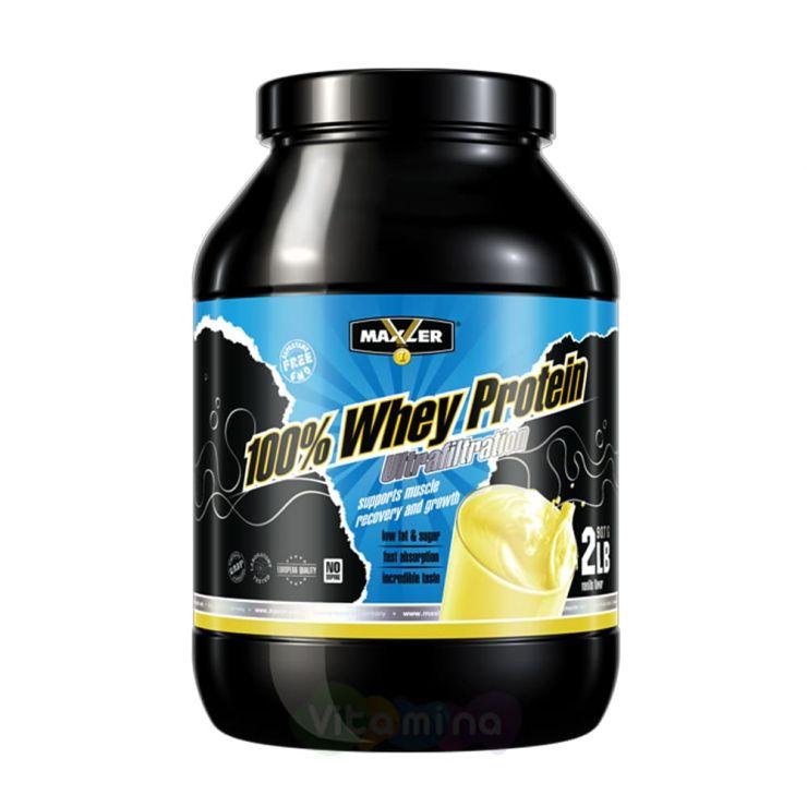 Maxler Протеин Ultrafiltration Whey Protein, 908 г