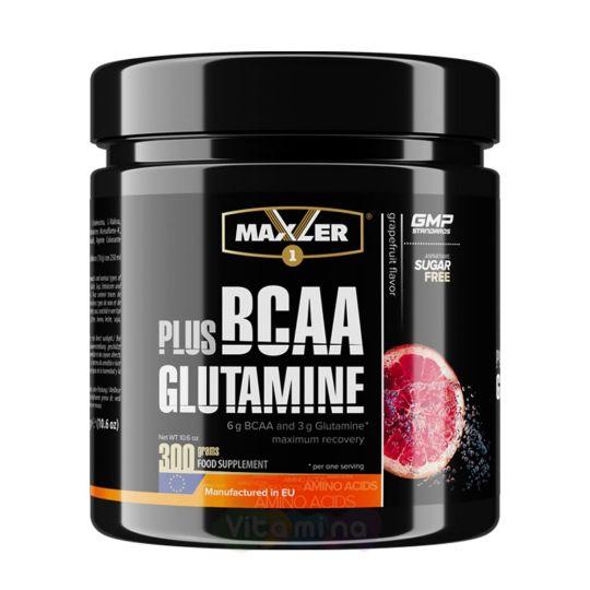 Maxler BCAA + Glutamine, 300 гр