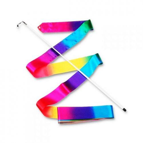 Лента многоцветная 4 м с палочкой Indigo