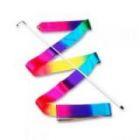 Лента многоцветная с палочкой 56 см Indigo
