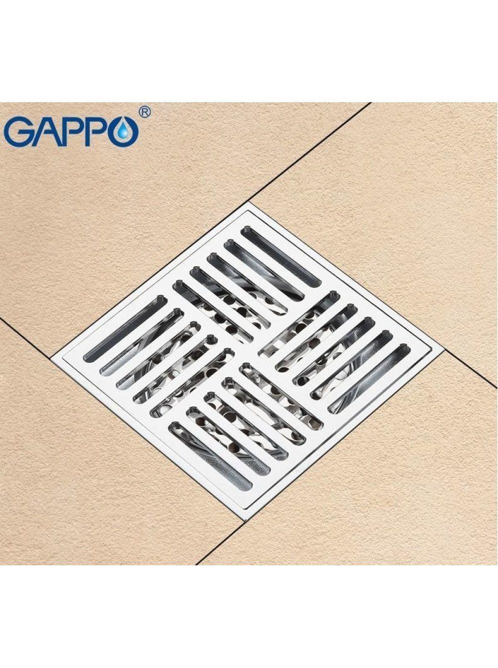 Душевой трап Gappo G81051