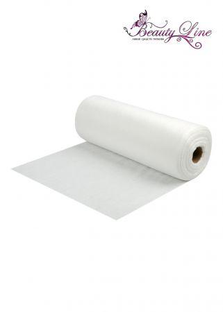 Салфетки одноразовые белые, СПАНЛЕЙС, Размер -  30/30, Плотность - 40; --- 100 штук