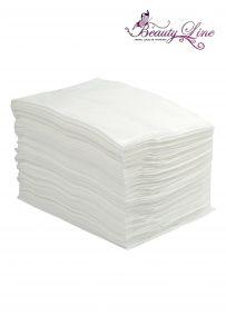 Полотенца одноразовые белые 35/70 - плотность 40 - 50 штук