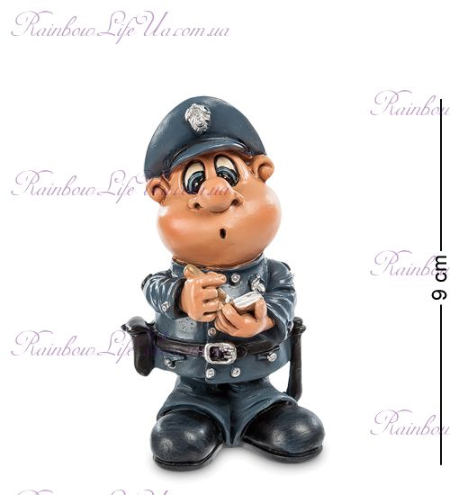 """Фигурка полицейский Инспектор """"W.Stratford"""""""