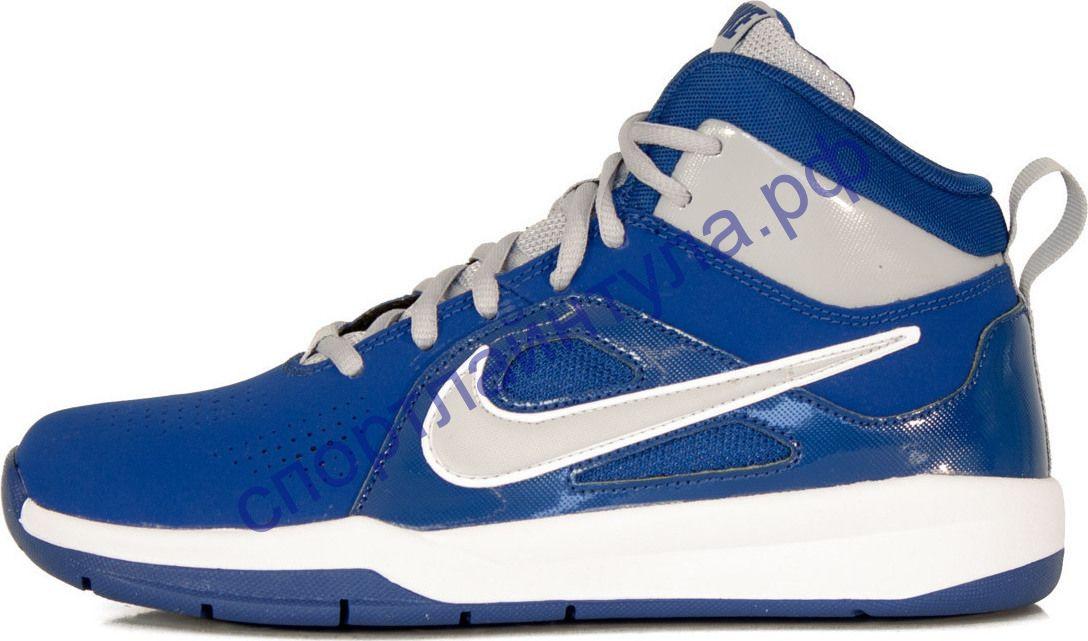 Кроссовки Nike Team Hustle 599187-401