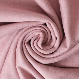 Замша искусственная пыльная роза, 50х37