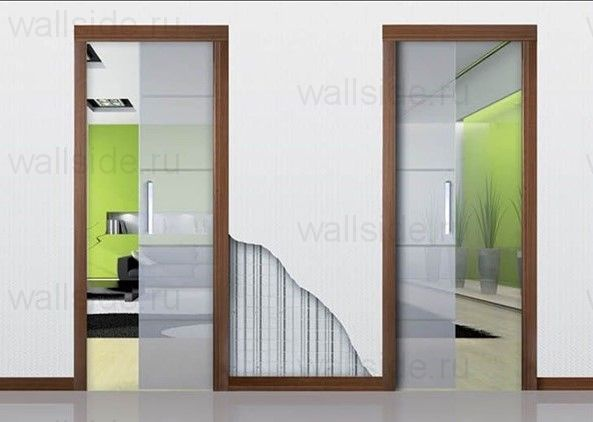 Пенал OpenSpace Inverso для дверей до 2400 мм