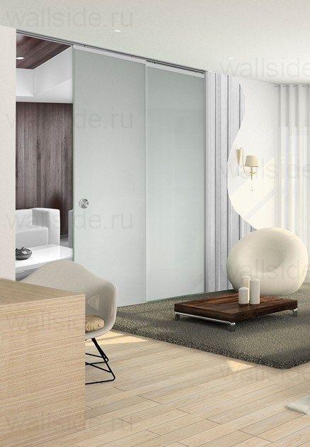 Пенал Open Space Paralelo Glass Plus до 2800 - 2899 мм