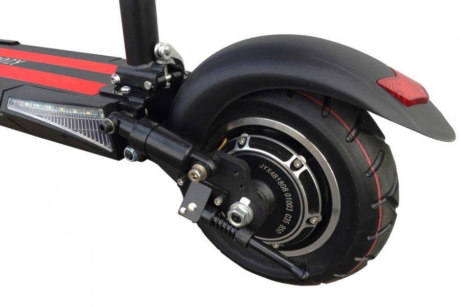 Мотор-колесо 500 W/48V для Электросамоката Kugoo C1