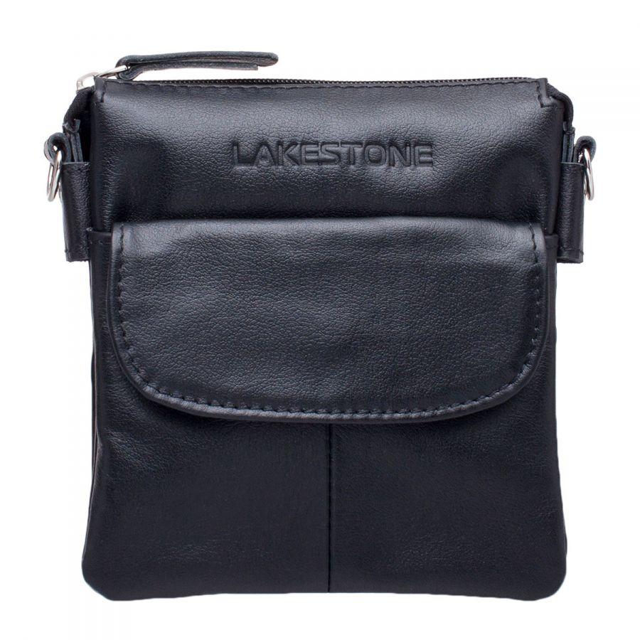 Мужская сумка через плечо Lakestone Osborne Black