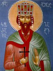 Икона Ашот Куропалат святой