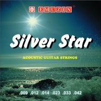 EMUZIN 6СС-02 (10-48) Струны для акустической гитары