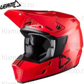 Шлем Leatt GPX 3.5 V20.1, Красный