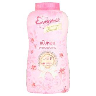 Тальк для лица и тела с витамином Е Розовый Eversense 180 гр