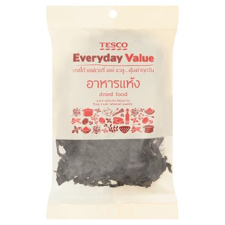 Сушеные морские водоросли Tesco 10 гр
