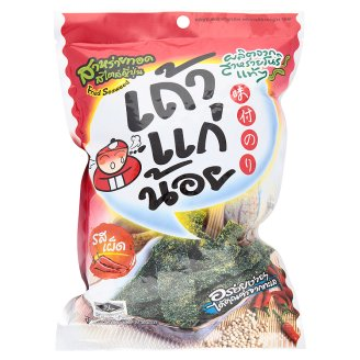 Сушеные морские водоросли острые Taokaenoi 32 гр