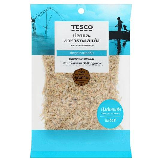 Сушеные креветки Tesco Dried tiny sea shrimps 100 гр
