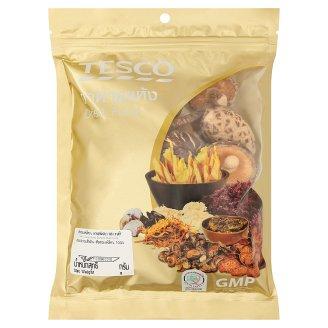 Грибы шиитаке сушеные Tesco 150 гр
