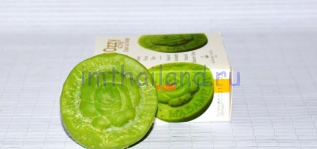 Мыло для проблемной кожи Ozzy Acne Madame Heng 50 гр