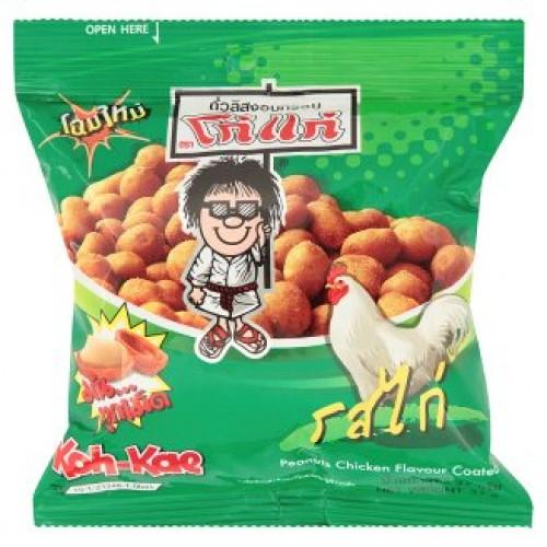 Арахис в глазури Курица Koh-Kae Chicken 37 гр