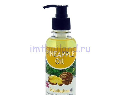 Ананасовое масло из Тайланда Banna 450 мл