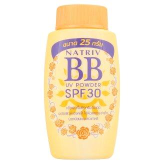 Солнцезащитная рассыпчатая ББ пудра Natriv SPF30 25 грамм