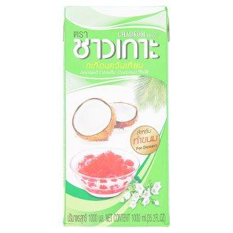 Пикантное кокосовое молоко с ароматом топленого молока Chaokoh 1 литр