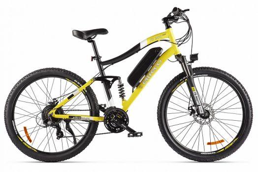 Велогибрид Eltreco FS900 new Желтый