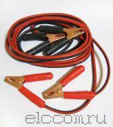 Шнур сетевой для зарядки аккумуляторов с клеммами 200 А (автомобильные провода для прикуривания)