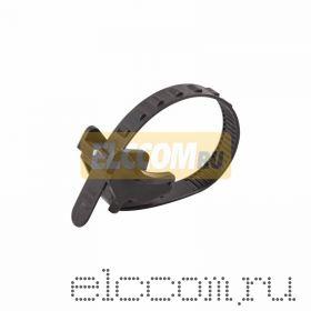 Подвес для крепления кабеля к тросу (100шт.) REXANT