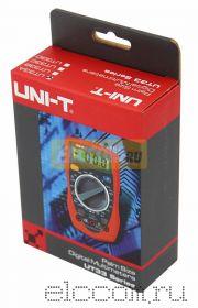 Портативный мультиметр UNI-T UT33A