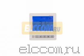 Терморегулятор с дисплеем и автоматическим программированием (R06XT) (кремовый цвет) REXANT