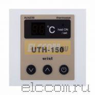 Терморегулятор цифровой накладной с дисплеем UTH 150 (2000Вт)