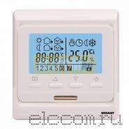 Терморегулятор с дисплеем и автоматическим программированием (R51XT) REXANT