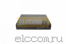 Видеорегистратор гибридный 8-ми канальный AHD-H/ AHD-M/ 960H/ IP, (4 аудио входа) (без HDD)