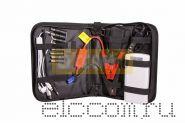 Портативное многофункциональное зарядное устройство ёмкостью 12000 мАч для компьютеров, телефонов, автомобилей