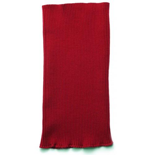 Пояс для разогрева СН2 шерстяной красный