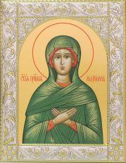 Икона Мариамна праведная (14х18см)