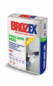Шпаклевка BROZEX WR 75 финиш-цемент 4кг