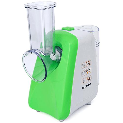 Терка электрическая KitFort КТ-1318-3 зеленая