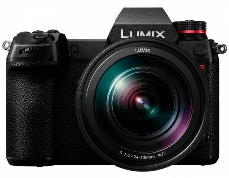Фотоаппарат Panasonic Lumix DC-S1M Kit Lumix G 24-105mm f 4 Macro O.I.S.