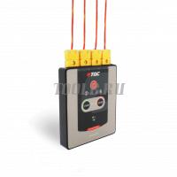 Регистратор температуры в печи TQC Sheen CurveX-3 Basic CX3005