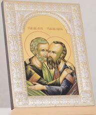 Икона Петр и Павел апостолы (18х24см)