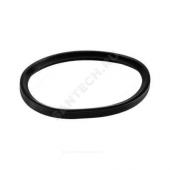 Кольцо уплотнительное для НПВХ резина ГОСТ 9833-73 Симтек