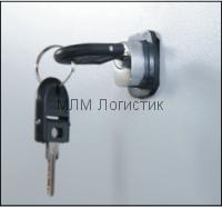 Металлический шкаф-купе серии AL
