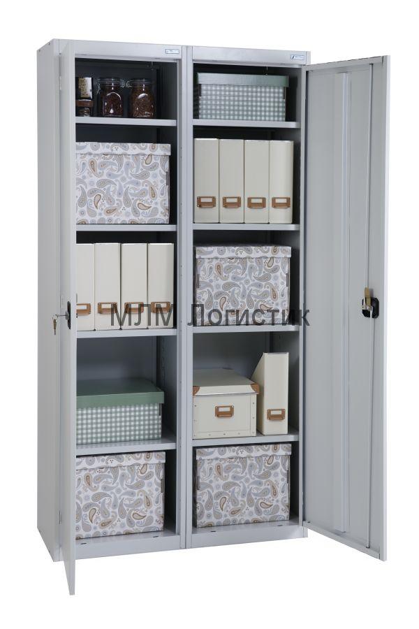 Металлические архивные шкафы серии ШХА