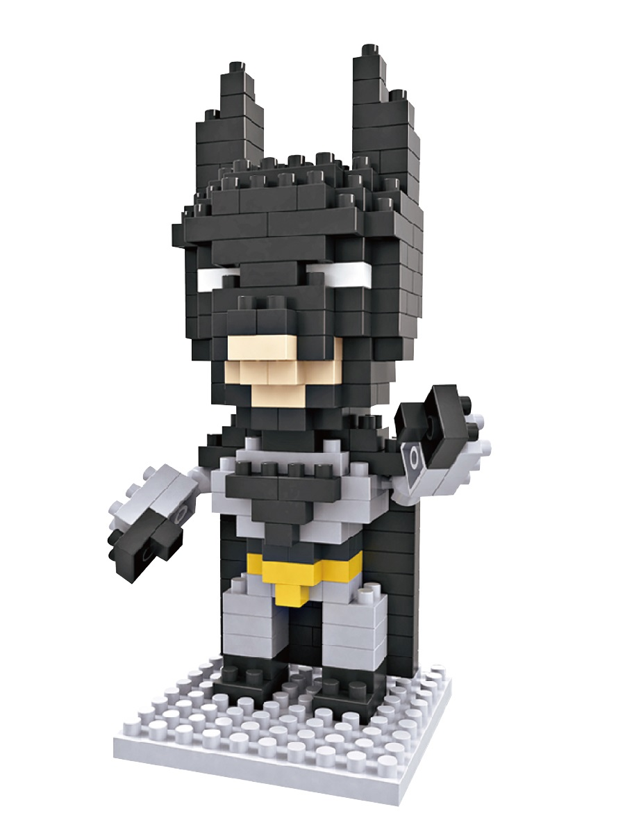 Конструктор Wisehawk & LNO Бэтмен 180 деталей NO. 015 Batman Gift Series
