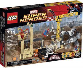 LEGO Super Heroes 76037 Рино и Песочный человек