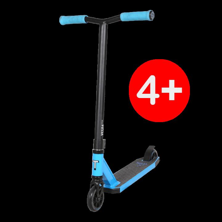 Трюковой самокат TT VESPA (2020) синий