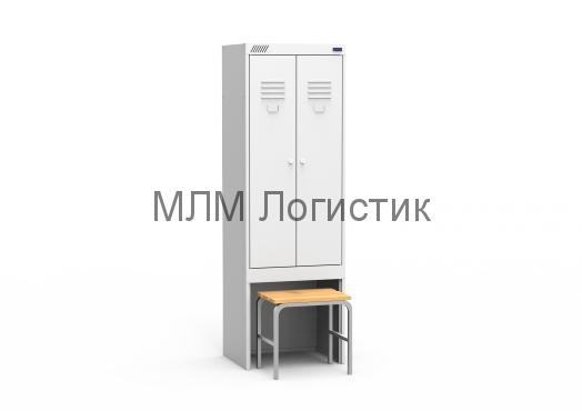 шкафы для одежды серии ШРК-22 ВСК600